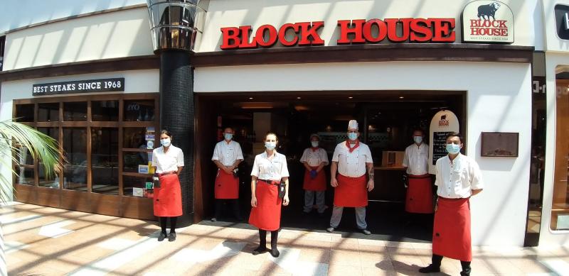 Blockhouse Amoreiras